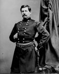 Photo source of Union Major General George B. McClellan:  National Archives.  Click image to learn more.